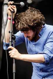 Jony Moreno, cantante de The Soulbreaker Company (Azkena Rock Festival, Vitoria-Gasteiz, 2017)
