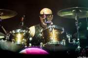 Kenny Aronoff, baterista de John Fogerty (Azkena Rock Festival, Vitoria-Gasteiz, 2017)