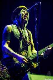 Dregen, guitarrista de The Hellacopters (Azkena Rock Festival, Vitoria-Gasteiz, 2017)