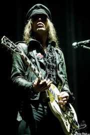 "Nicke Andersson ""Nick Royale"", cantante y guitarrista de The Hellacopters (Azkena Rock Festival, Vitoria-Gasteiz, 2017)"