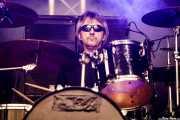 Bob Richards, baterista de Buck & Evans (Azkena Rock Festival, Vitoria-Gasteiz, 2017)