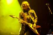 Luke Morley, guitarrista de Thunder (Azkena Rock Festival, Vitoria-Gasteiz, 2017)
