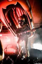 Bob Log III, one man band (Azkena Rock Festival, Vitoria-Gasteiz, 2017)