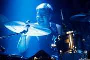 Jon Beavis,baterista de Idles (Bilbao BBK Live, Bilbao, 2017)
