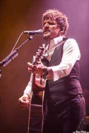 Coque Malla, cantante y guitarrista (Bilbao BBK Live, Bilbao, 2017)