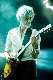 Amedeo Pace, cantante y guitarrista de Blonde Redhead