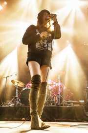 Kazu Makino, cantante, guitarrista y teclista de Blonde Redhead