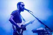Kevin Baird, bajista y teclista de Two Door Cinema Club