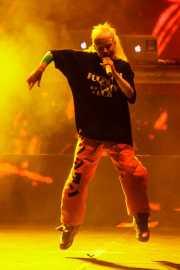 YoLandi Visser, cantante de Die Antwoord