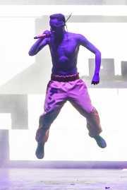 """Watkin Tudor Jones """"Ninja"""", cantante de Die Antwoord"""