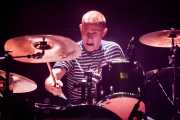 """Jorge Martínez """"Milky"""", baterista de Biznaga"""