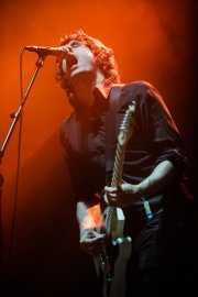 Álvaro García, cantante y guitarrista de Biznaga