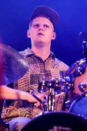 Tomas Barfod, baterista de WhoMadeWho