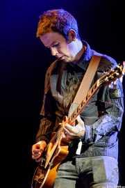 Raymond Meade, guitarrista y bajista de Ocean Colour Scene (Mundaka Festival, Mundaka, 2017)