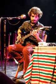 Mikel Uraken, cantante y guitarrista (Bilborock, Bilbao, 2017)