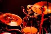 El Bravo, baterista de Los Tiki Phantoms (Bilborock, Bilbao, 2007)