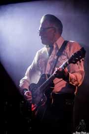 Joe Gabardo, guitarrista y armonicista de The Boo Devils (Festivalle Tobalina, Quintana Martín Galíndez, 2017)