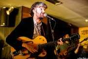 Dan Wilson -voz y guitarra- y Craig Bell -bajo- de The Cubical (Satélite T, Bilbao, 2017)