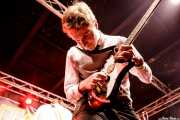 Nick Appleby, guitarrista y cantante de The Pacifics (Funtastic Dracula Carnival, Benidorm, 2017)