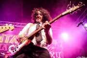 Jeff Glave, guitarrista de The Control Freaks (Funtastic Dracula Carnival, Benidorm, 2017)