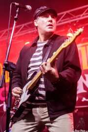 Gerry Alvarez, guitarrista de The Gruesomes (Funtastic Dracula Carnival, Benidorm, 2017)