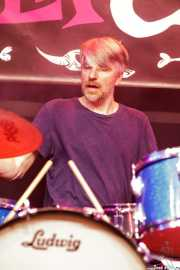 Mark Walters, baterista de The Revelators