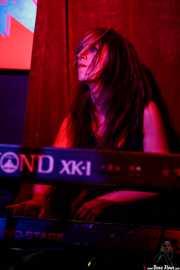 Ana Agirrebalzategi, teclista, organista de The Northagirres (Shake!, Bilbao, 2017)