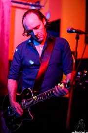 Tim Deane, guitarrista de James McCann & The New Vindictives (Shake!, Bilbao, 2017)