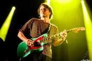 Dino Bardot, guitarrista de Franz Ferdinand (BIME festival, Barakaldo, 2017)