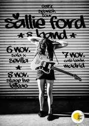 Cartel de Sallie Ford & Band (Sala Stage Live (Back&Stage), Bilbao, )