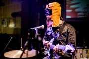 Roger Destroyer, one man band (Hika Ateneo, Bilbao, 2017)