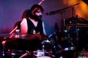 "David ""Kalbo"", baterista de Tiparrakers (Mendigo, Barakaldo, 2018)"