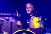Eric Jiménez, baterista de Lagartija Nick (Sala Stage Live (Back&Stage), Bilbao, 2018)