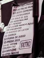 Setlist de Kaotiko (Santana 27, Bilbao, 2018)