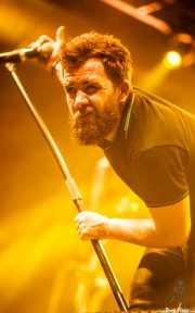 """Jonathan Rivas """"Jony"""", cantante de Kaotiko (Santana 27, Bilbao, 2018)"""