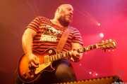 "Asier ""Indomable"", guitarrista de Porco Bravo (Santana 27, Bilbao, 2018)"