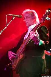 Don Wilhelm, bajista y cantante de The Sonics (Sala Stage Live (Back&Stage), Bilbao, 2018)