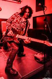Rudy Mental, guitarrista de Morraia (Shake!, Bilbao, 2018)