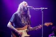 Chris Robinson, cantante y guitarrista de Chris Robinson Brotherhood (Kafe Antzokia, Bilbao, 2018)