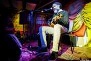 Corey Harris, cantante y guitarrista (Little Bobby Speakeasy, Santander, 2018)