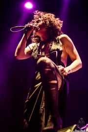Cecilia Boström, cantante de The Baboon Show (Bilbao Exhibition Centre (BEC), Barakaldo, 2018)