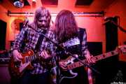 Hoss Thompson -voz y guitara- y Steve Revier -bajo- de Thirteen Stars (Shake!, Bilbao, 2018)