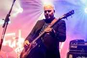 Julian Matthews, bajista de The Stems (FuzzVille - Magic Robin Hood Resort, Alfaz del Pi, 2018)