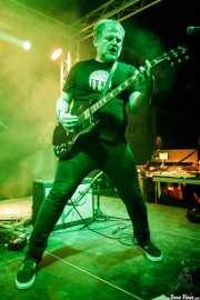 "Diego Tioda ""Manfred"", guitarrista de Hey Honcho & The Aftermaths (FuzzVille - Magic Robin Hood Resort, Alfaz del Pi, 2018)"