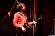 Guitarrista de The Detroit Cobras (FuzzVille - Magic Robin Hood Resort, Alfaz del Pi, 2018)