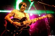 Dave Petrone, cantante y guitarrista de Terrier (FuzzVille - Magic Robin Hood Resort, Alfaz del Pi, 2018)