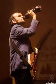 Antonio Urchaga, guitarrista de Los Chicos (FuzzVille - Magic Robin Hood Resort, Alfaz del Pi, 2018)