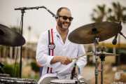Pablo Magariños, baterista de Mutagénicos (FuzzVille - Magic Robin Hood Resort, Alfaz del Pi, 2018)