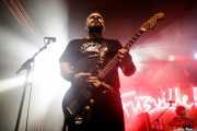 Jim Weber, guitarrista de New Bomb Turks (FuzzVille - Magic Robin Hood Resort, Alfaz del Pi, 2018)