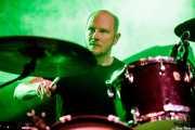 """Jos """"Pepellin"""" Roosen, baterista de ¡Pendejo! (Santana 27, Bilbao, 2018)"""